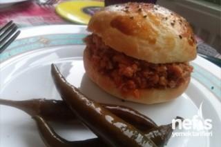 Evde Hamburger Ekmeği Tarifi