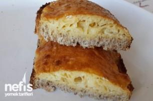 Fırında Yumurtalı Ekmek 2