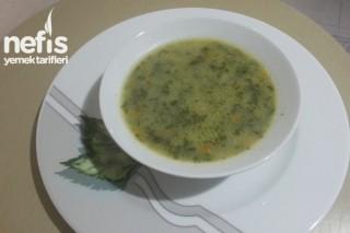 Ispanaklı Sebze Çorbası Tarifi