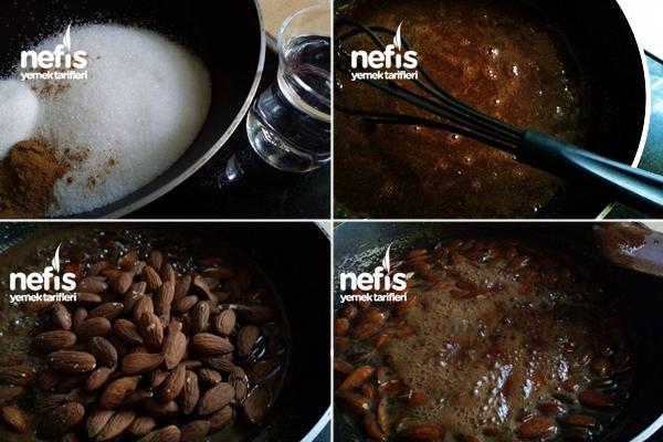 Karamelize Badem Şekeri 1