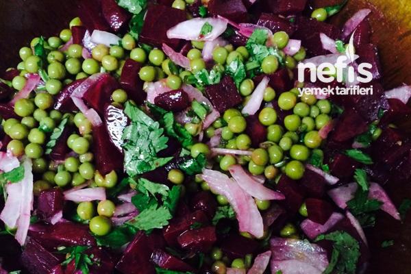 Kış Salatası (Vünegret) Tarifi