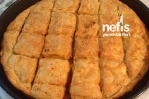 Kıymalı Arnavut Böreği Tarifi