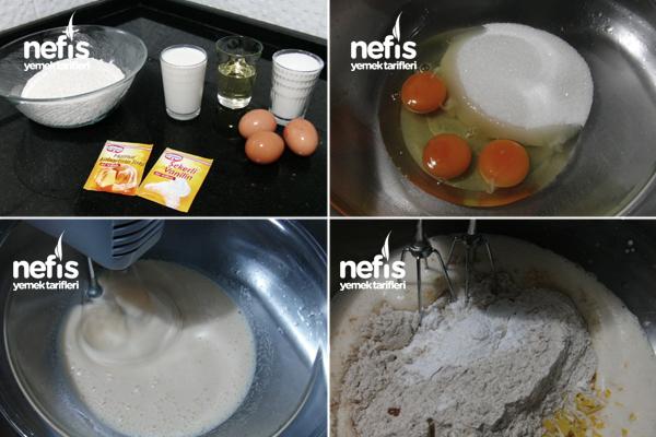 Kolay Kek Nasıl Yapılır? 1