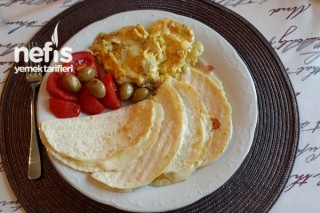 Kral Kahvaltısı Tarifi