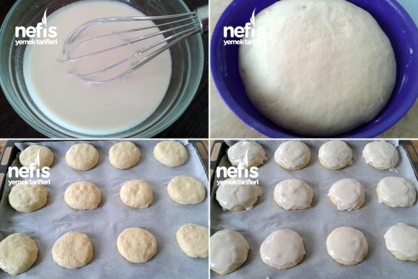 Leopar Desenli Sandviç Ekmek 1