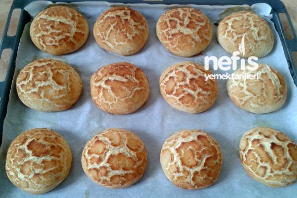 Leopar Desenli Sandviç Ekmek 2