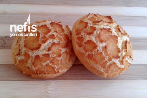 Leopar Desenli Sandviç Ekmek