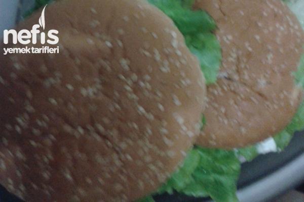 Lezzetli Hamburger Tarifi