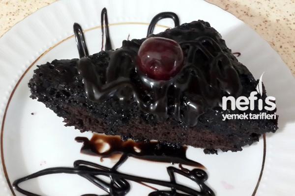 Mikrodalga Fırında Islak Kek Tarifi
