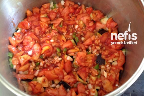 Patlıcan Yemeği 3