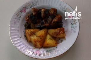 Patlıcanlı Dizme Köfte Tarifi