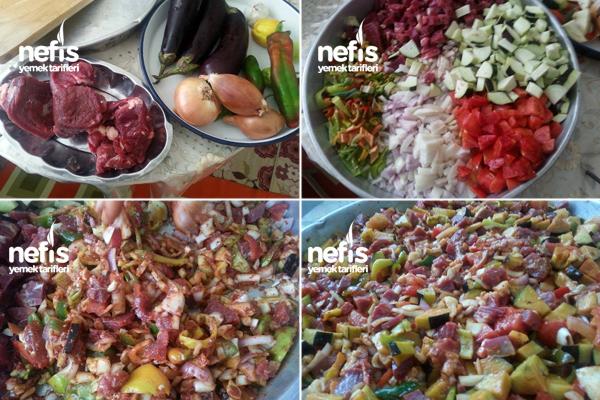 Patlıcanlı İçme Tavası (Elbistan Tava) 1
