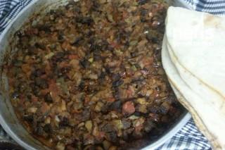Patlıcanlı İçme Tavası (Elbistan Tava) Tarifi