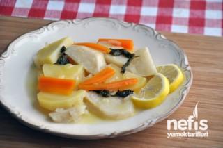 Portakal Suyu ile Zeytinyağlı Kereviz Tarifi