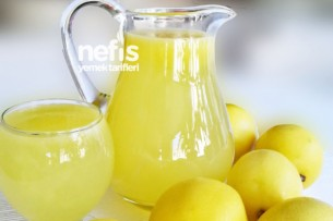 Portakallı Limonata 2