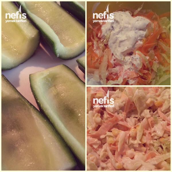 Salatalık Dolması Nasıl Yapılır?