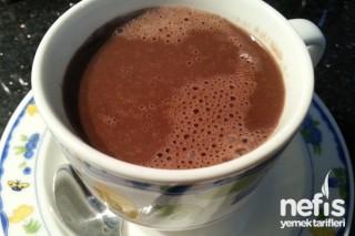 Sıcak Çikolata (Hazır Tadında) Tarifi