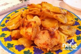 Süper Sarımsaklı Kremalı Patates Tarifi