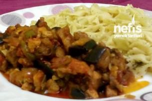 Tavuklu Patlıcan Musakka Tarifi