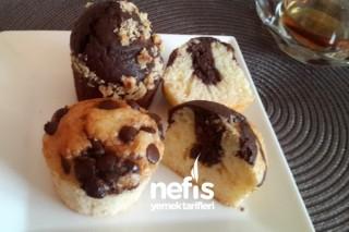 Tek Hamur İle 3 Farklı Muffin Tarifi