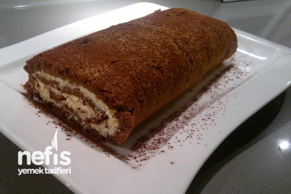 Unsuz, Çikolatalı Sünger Pasta Tarifi