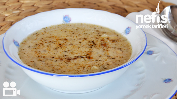 Yoğurtlu Dövme (Buğday) Çorbası  Tarifi