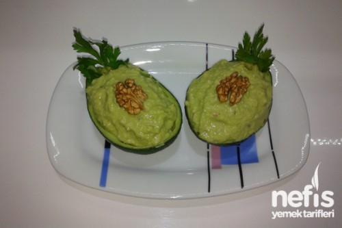 Avokado Salatası Tarifi 79