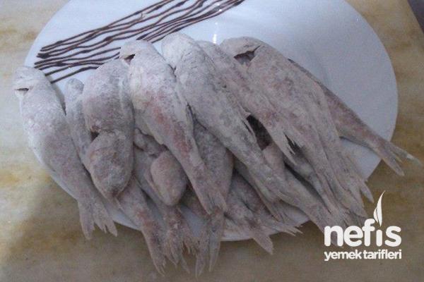 Barbun Balığı Kızartma 1