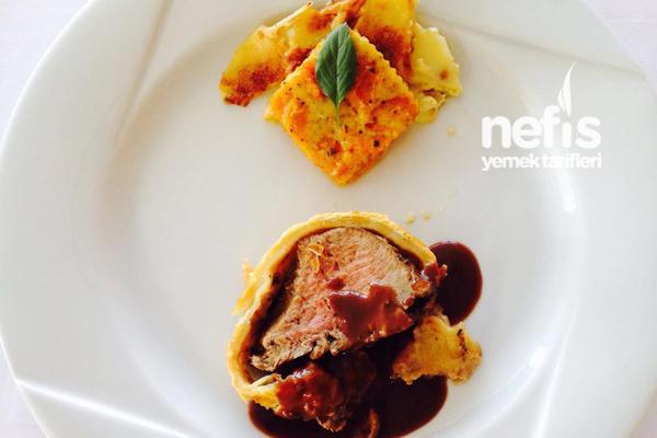 Beef Wellington Tarifi
