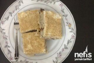 Bisküvili Pasta Gülşahca Tarifi