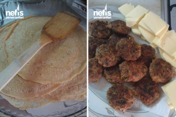 Bohça (Krep) Kebabı 1