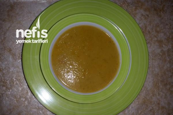 Brokoli Çorbası (Sebze Çorbası) Tarifi