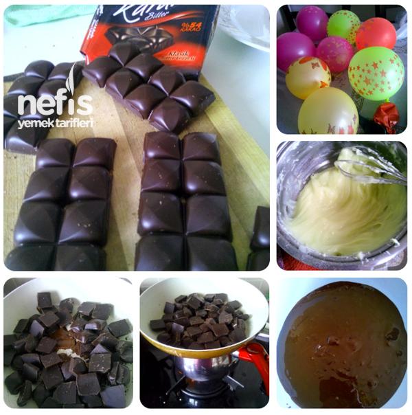 Çikolata Kasesi 1