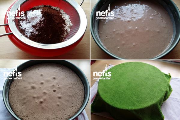 Çikolatakolik Pasta 1