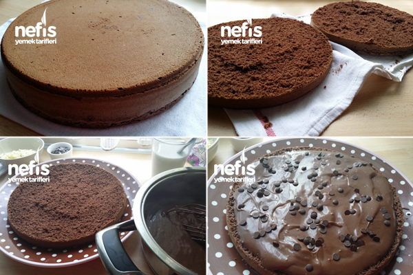 Çikolatakolik Pasta 2