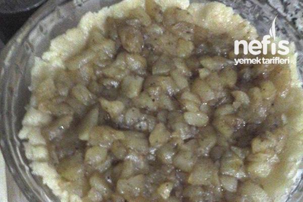 Elmalı Tart (Sıvı yağlı) 1