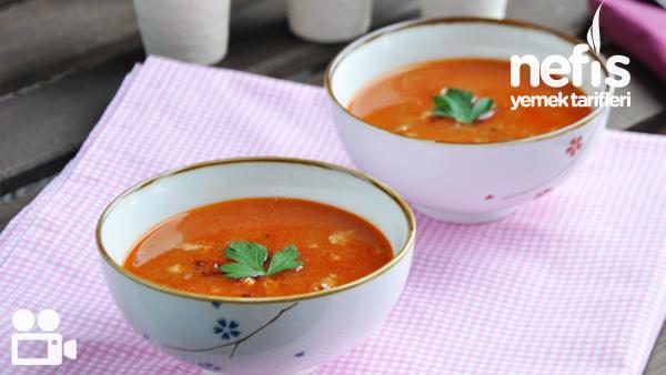 Etli Kesme Hamur Çorbası Nasıl Yapılır?