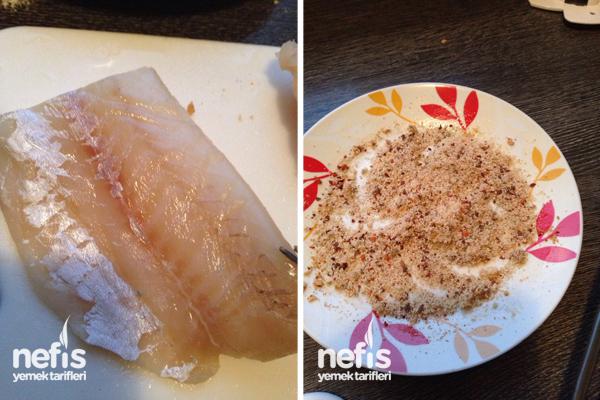 Fırında Çıtır Balık Fileto 1