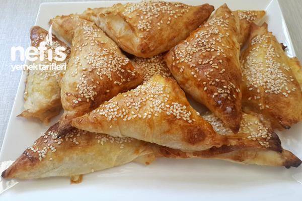Fırında Paçanga Böreği Tarifi