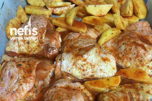 Tavuk göğsü ile ne pişirilir