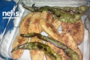 Fırında Tavuk Köfte Tarifi