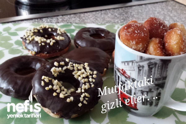 Gerçek Donut Tarifi 1