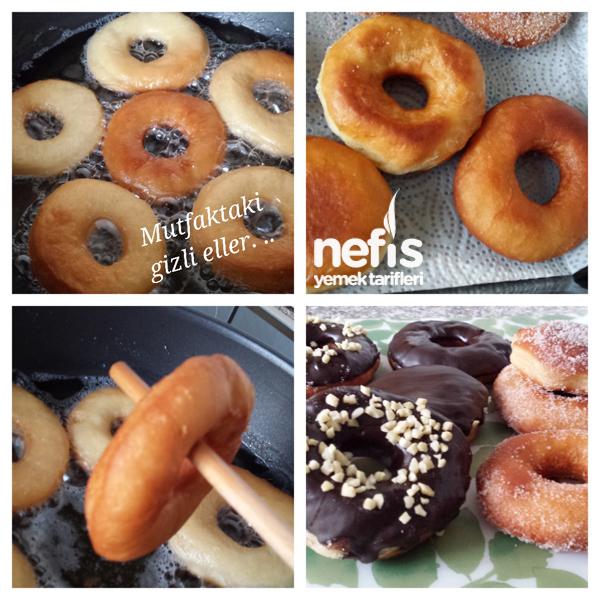 Gerçek Donut Tarifi 3