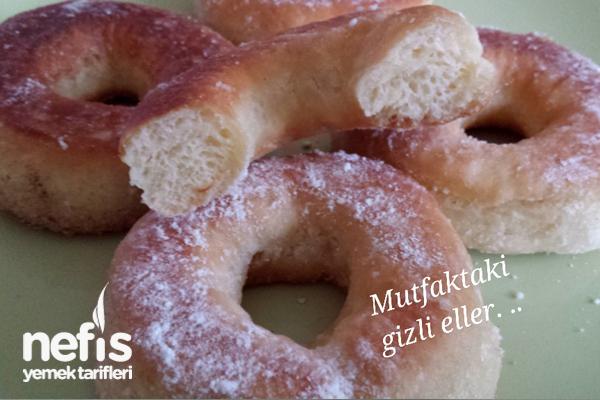 Gerçek Donut Tarifi 5