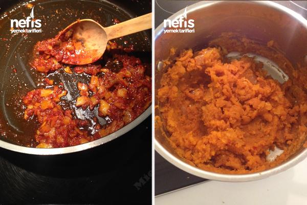 Havuç Görünümlü Patates Püresi 2