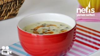 Ispanaklı Çorba Nasıl Yapılır?