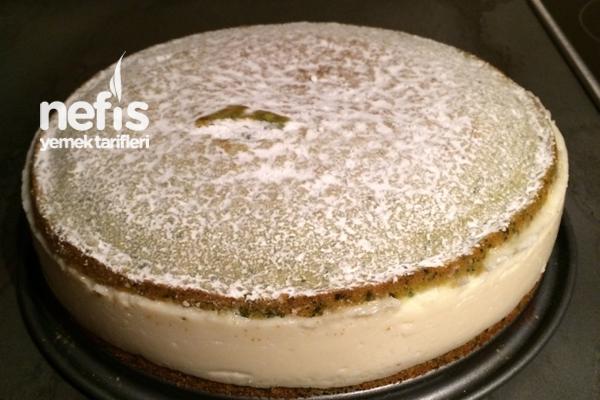 Ispanaklı Muhallebi Pastası 6
