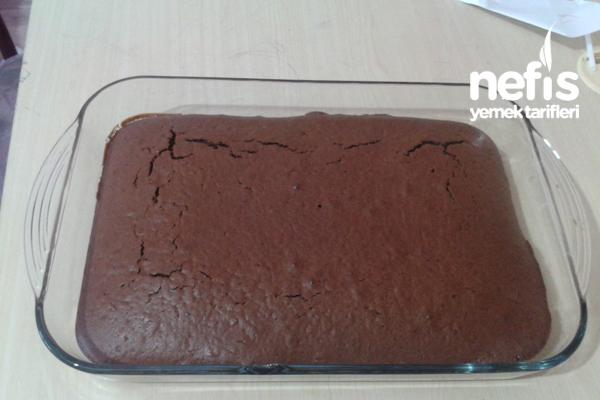 Kahveli Çikolatalı Kek 3
