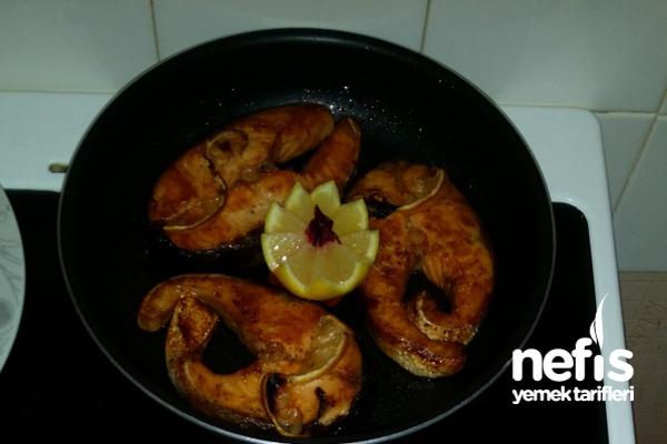 Kremalı Patates Eşliğinde Somon Balığı Tarifi