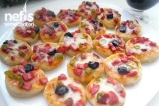 Lokmalık Pizza Tarifi